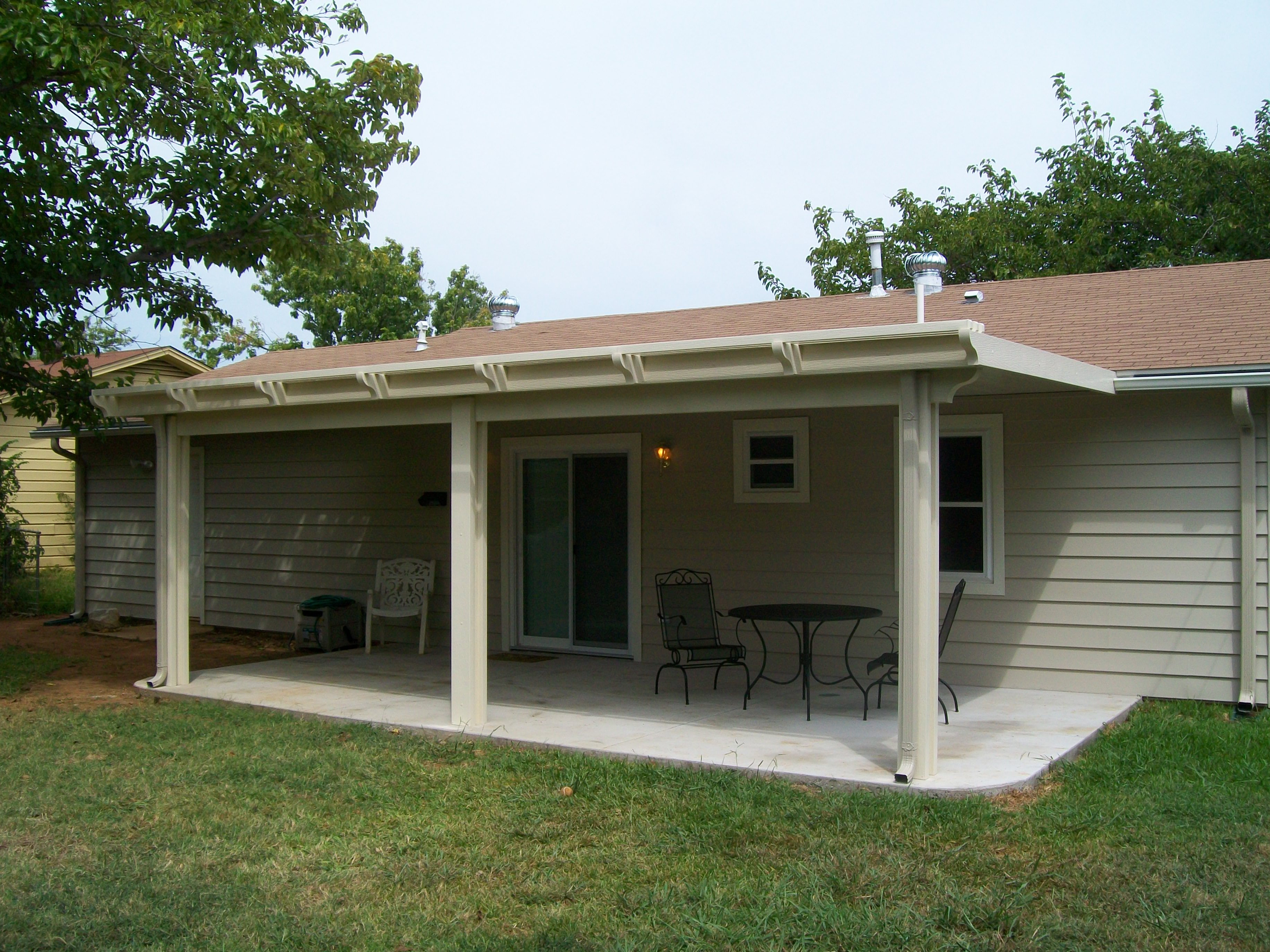 Insulated Roof Panel patio cover