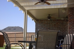 Patio Cover Little Elm TX